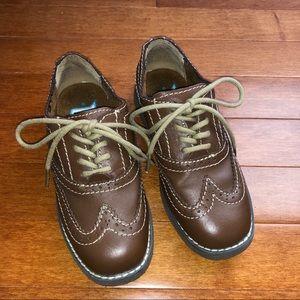 LIKE NEW🤩 Florsheim Kids boys dress shoes